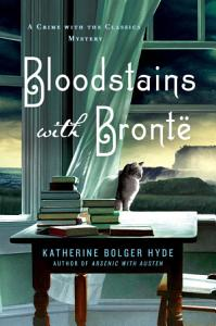 Bloodstains with Bronte Book