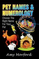 Pet Names and Numerology PDF