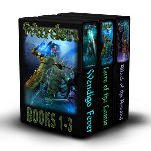 The Warden Series  Books 1   3  PDF