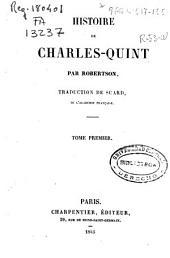 Histoire de Charles-Quint: Volume1
