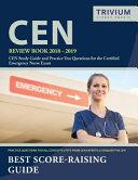 CEN Review Book 2018 2019 PDF