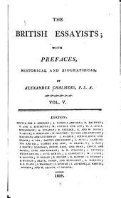 The British Essayists: Volume 5