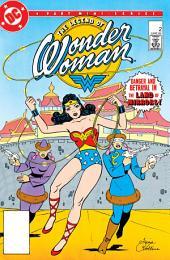 The Legend of Wonder Woman (1986-1986) #2