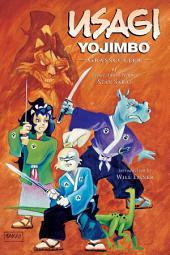 Usagi Yojimbo Volume 12: Grasscutter: Volume 12