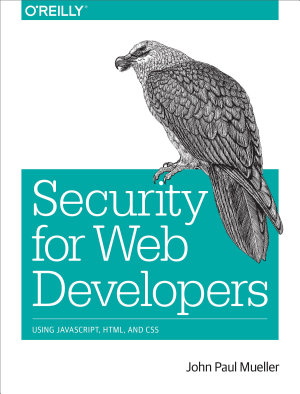 Security for Web Developers