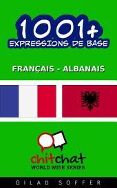 1001+ Expressions de Base Français - Albanais