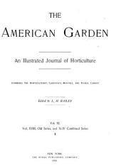 American Gardening: Volume 11