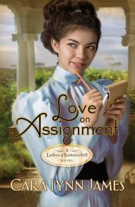 Love on Assignment Book