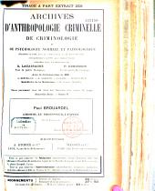 Paul Brouardel: l'homme, le professeur, l'expert