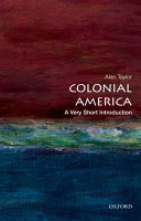 Colonial America  A Very Short Introduction PDF