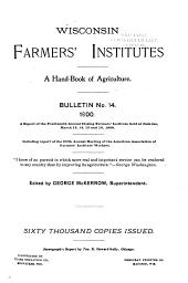 Bulletin: Volume 14