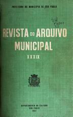 Revista do Arquivo Municipal de S  o Paulo PDF