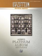 Led Zeppelin - Physical Graffiti Platinum Album Edition: Drum Set Transcriptions