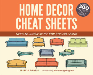Home Decor Cheat Sheets