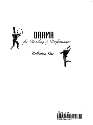 Drama for Reading and Performance PDF