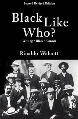 Black Like Who  PDF