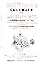 Histoire générale du Languedoc