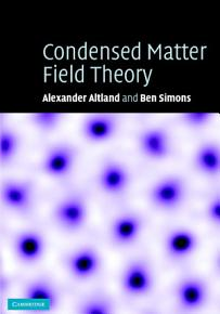 Condensed Matter Field Theory PDF