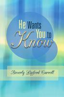 He Wants You to Know PDF