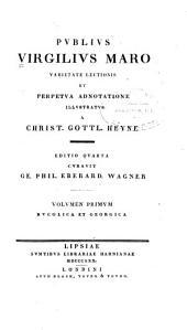 Publius Virgilius Mario varietate lectionis et perpetua adnotatione