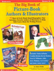 The Big Book Of Picture Book Authors Illustrators Book PDF
