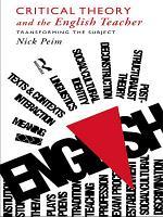 Critical Theory and The English Teacher PDF