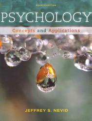 Psychology Concepts And Applications Book PDF