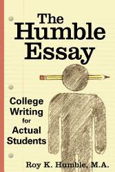 The Humble Essay Book PDF