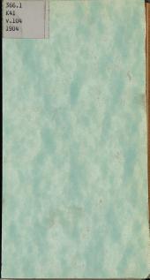 Proceedings of the Grand Lodge of Kentucky ...: Volume 104
