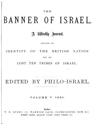 The Banner of Israel