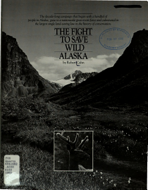 The Fight to Save Wild Alaska PDF