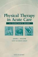 Physical Therapy in Acute Care PDF