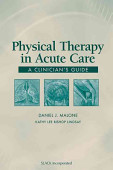 Physical Therapy In Acute Care