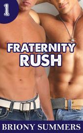 Fraternity Rush (M/M Romance)