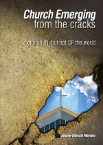 Church emerging from the cracks