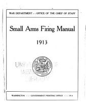 Small arms firing manual