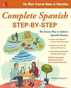 Complete Spanish Step by Step PDF