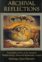 Archival Reflections PDF