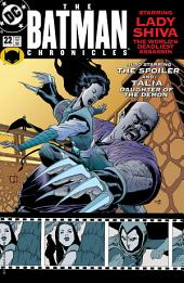 The Batman Chronicles #22