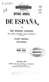 Historia general de España: Volumen 29