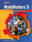 MathMatters 3 PDF
