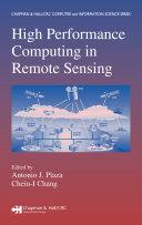 High Performance Computing in Remote Sensing