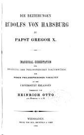 Dissertationen: Band 18