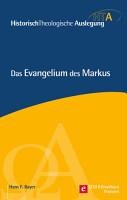 Das Evangelium des Markus PDF