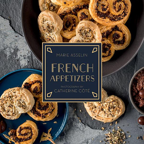 Download French Appetizers Book