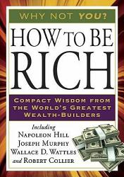 How To Be Rich Book PDF
