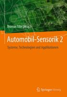 Automobil Sensorik 2 PDF