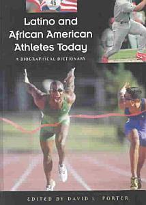 Latino and African American Athletes Today PDF