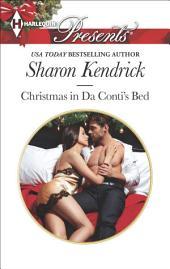 Christmas in Da Conti's Bed