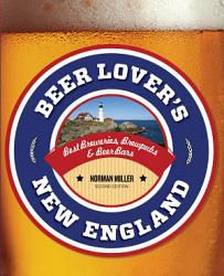 Beer Lover S New England Book PDF